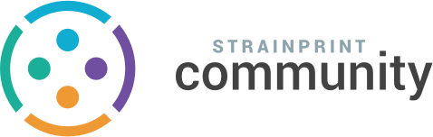 Strainprint Community