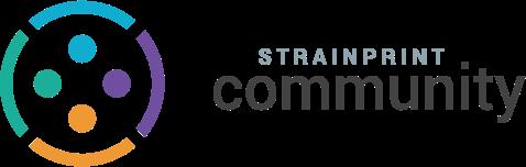 Strainprint Community