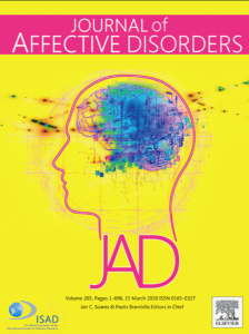 Journal of Affective Disorders (Volume 235, 1 August 2018, Pages 198-205)